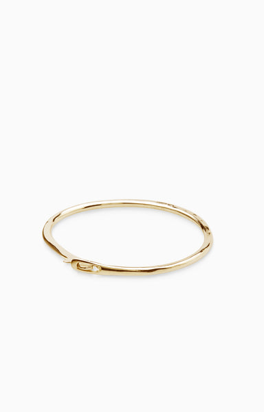 Catch Bangle | Gold