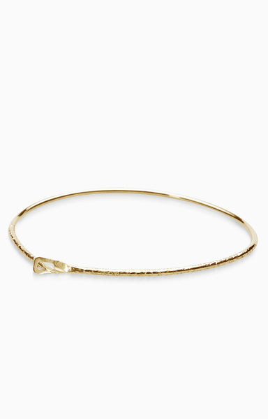 Catch Choker | Gold