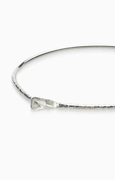Catch Choker | Silver