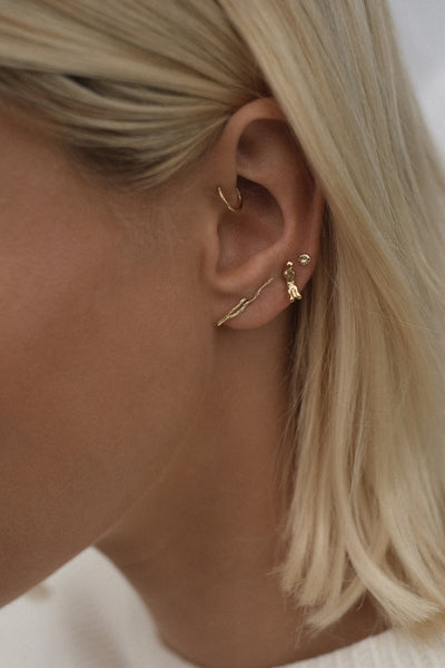 Pin Stud 2.0 | Gold