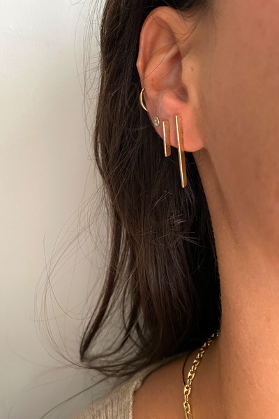 Lance Stud Mini | Gold