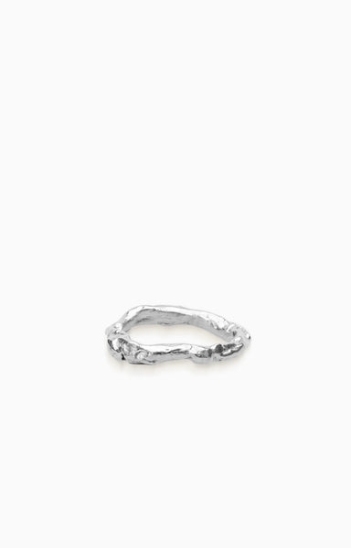 Swivel Ring |  Silver