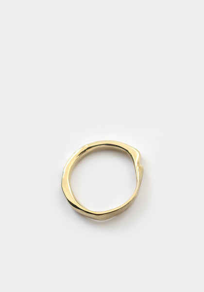 Linden Cook x Viktoria & Woods Ring | 9k Gold