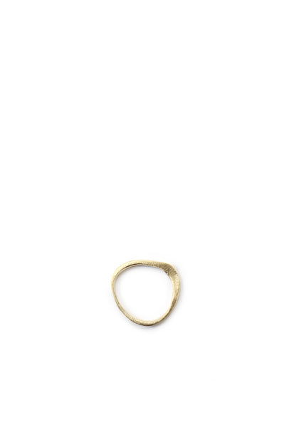 Linden Cook x Viktoria & Woods Fine Ring | 9k Gold