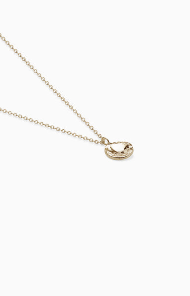 Flume Necklace  | Gold