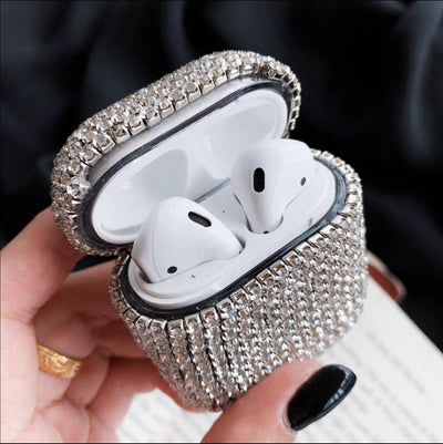 Bedazzled Air Pod Case