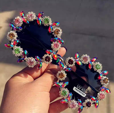 Flower Princess Sunglasses