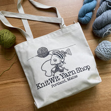 Load image into Gallery viewer, Exclusive KnitWit 2020 Shop Bags