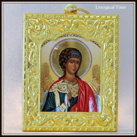 Angel icon with stand and cord - smicn2