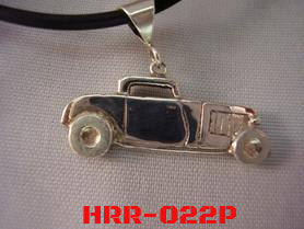 32 3 Window Coupe Pendant