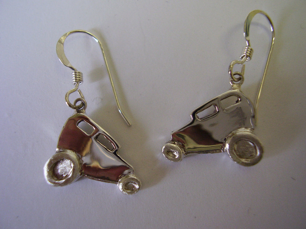 Hotrod Earrings