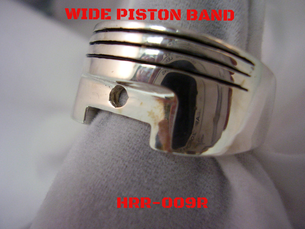 Wide Piston Band
