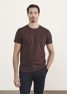 PATRICK ASSARAF T-Shirt - Black Currant
