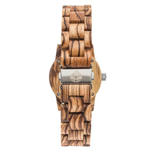 Load image into Gallery viewer, TENSE HAMPTON II - ZEBRAWOOD