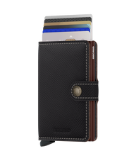 Load image into Gallery viewer, SECRID Miniwallet Saffiano Brown