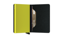 Load image into Gallery viewer, SECRID Slimwallet Diamond Black