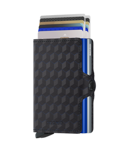 SECRID Twinwallet Optical Blue/Titanium