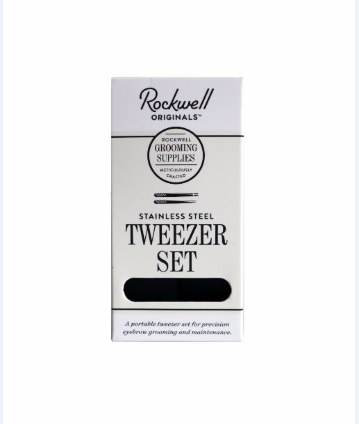 Rockwell Razors Tweezer Set