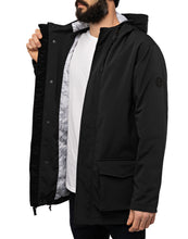 Load image into Gallery viewer, Pullin Wind-Stopper Jacket Black Marble