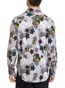 Robert Graham Color Effect Sportshirt