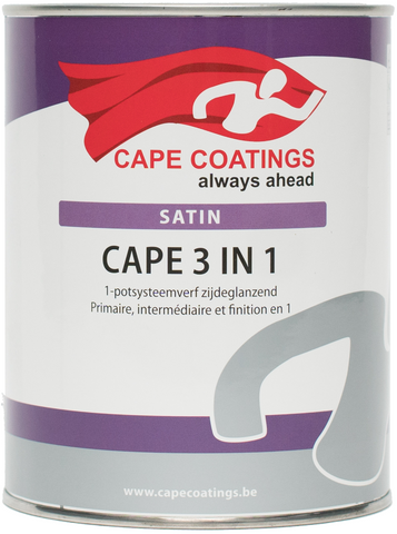 Cape 3 in 1 Solvent 1L