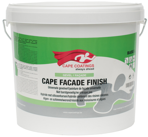 Cape Façade Finish 10L
