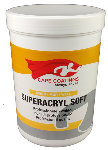 Cape Superacryl Soft 1L