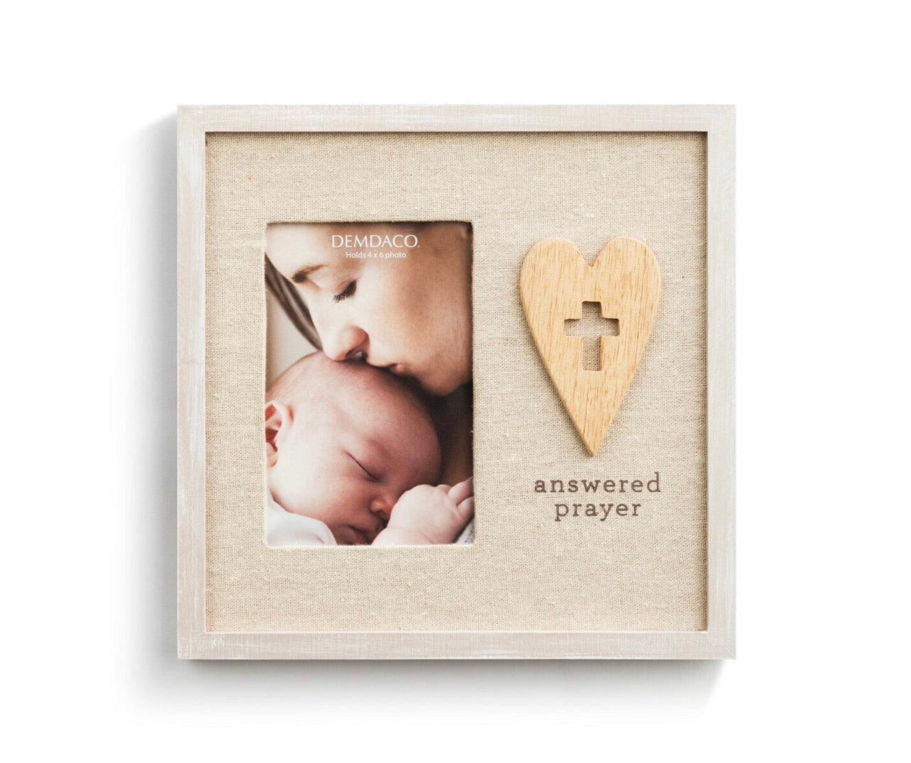 Answered Prayer Picture Frame