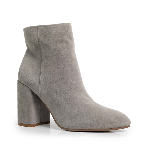 THERESE LIGHT GREY SUEDE