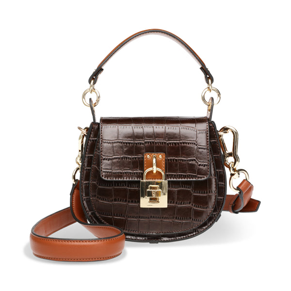 BAMALIA BROWN CROSSBODY BAG