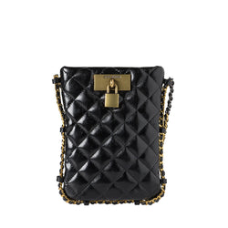 BCALLED BLACK CROSSBODY BAG