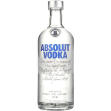 Absolut 1.75L - Joe's Liquor & Delivery I Orlando's Premier Online Service | International Drive