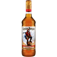 Captain Morgan Spiced 750ML - Joe's Liquor & Delivery I Orlando's Premier Online Service | International Drive