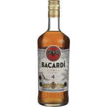 Bacardi Anejo Cuatro 750ML - Joe's Liquor & Delivery I Orlando's Premier Online Service | International Drive