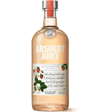 Absolut Juice Strawberry 375ml - Joe's Liquor & Delivery I Orlando's Premier Online Service | International Drive