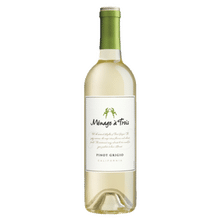 Menage A Trois Pinot Grigio 750ML - Joe's Liquor & Delivery I Orlando's Premier Online Service | International Drive