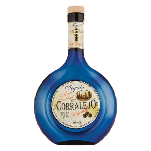 Corralejo Triple Distilled Reposado 750ML - Joe's Liquor & Delivery I Orlando's Premier Online Service | International Drive