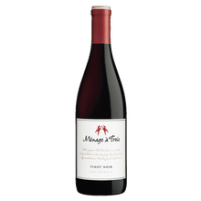 Menage a trois Pinot Noir 750ML - Joe's Liquor & Delivery I Orlando's Premier Online Service | International Drive