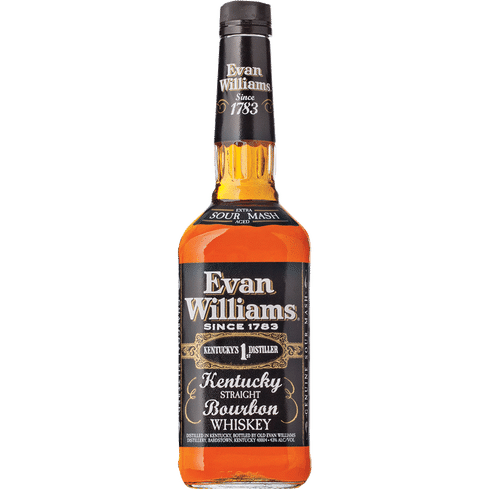 Evan Williams Black Label 375ML - Joe's Liquor & Delivery I Orlando's Premier Online Service | International Drive