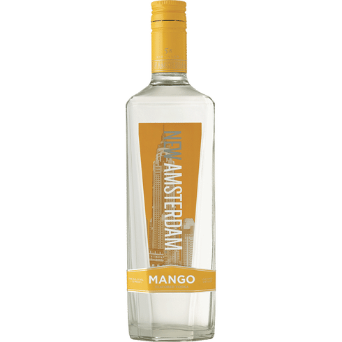 New Amsterdam Mango 375ML - Joe's Liquor & Delivery I Orlando's Premier Online Service | International Drive
