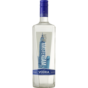 New Amsterdam Vodka 750ML - Joe's Liquor & Delivery I Orlando's Premier Online Service | International Drive
