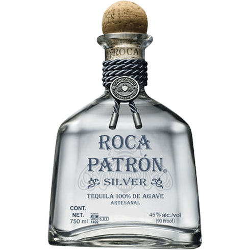 Patron Roca Silver 375ML - Joe's Liquor & Delivery I Orlando's Premier Online Service | International Drive