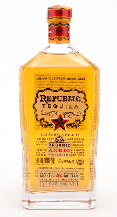 Republic Tequila Anejo 750ml - Joe's Liquor & Delivery I Orlando's Premier Online Service | International Drive
