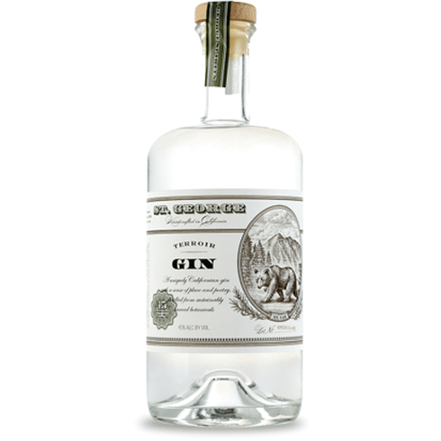 St. George Terroir Gin 750ml - Joe's Liquor & Delivery I Orlando's Premier Online Service | International Drive
