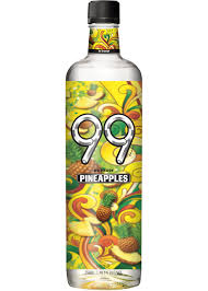 99 Pineapples 50ml - Joe's Liquor & Delivery I Orlando's Premier Online Service | International Drive