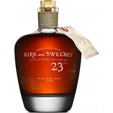 Kirk & Sweeney 23YR Dominican Rum 750ML - Joe's Liquor & Delivery I Orlando's Premier Online Service | International Drive