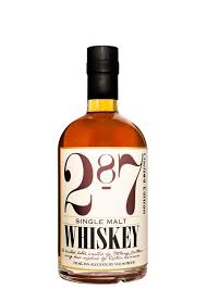 287 Single Malt Whiskey 750ML - Joe's Liquor & Delivery I Orlando's Premier Online Service | International Drive