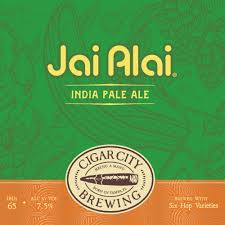 Cigar City Jai Alai IPA 12oz can 12pk - Joe's Liquor & Delivery I Orlando's Premier Online Service | International Drive