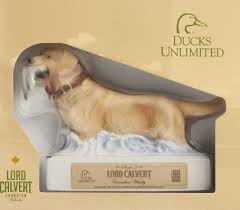 LORD CALVERT SERIES 2 DUCKS UNLIMITED DECANTER 'YELLOW DOG' - Joe's Liquor & Delivery I Orlando's Premier Online Service | International Drive