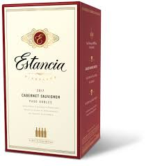 Estancia Cabernet Sauvignon Box 3L - Joe's Liquor & Delivery I Orlando's Premier Online Service | International Drive